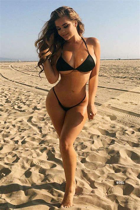 Hottest Bikini Nude