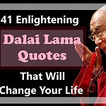 inspirational life quotes dalai lama
