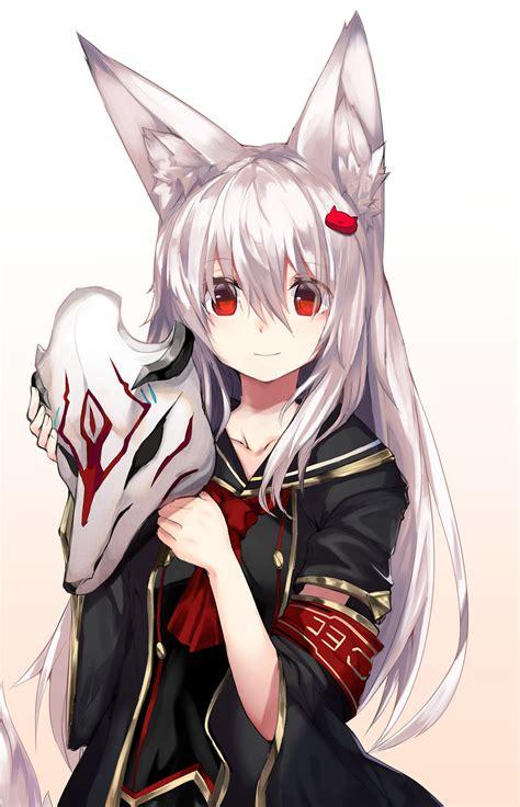 Kitsune Anime Girl Demon