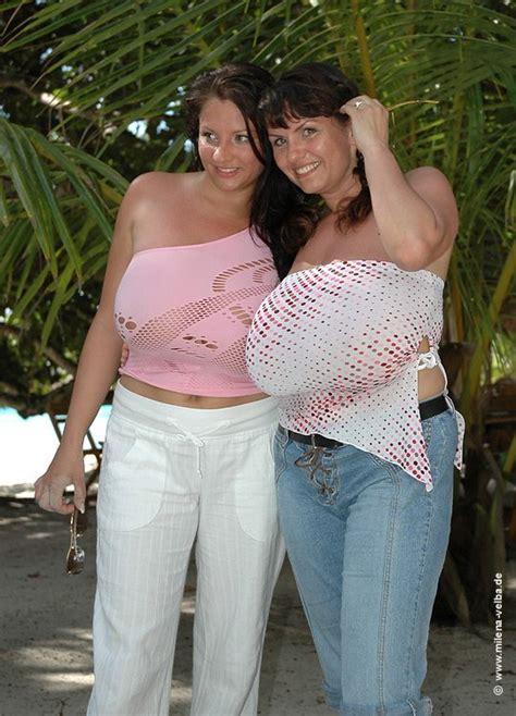 Lesbian Tit Orgasm