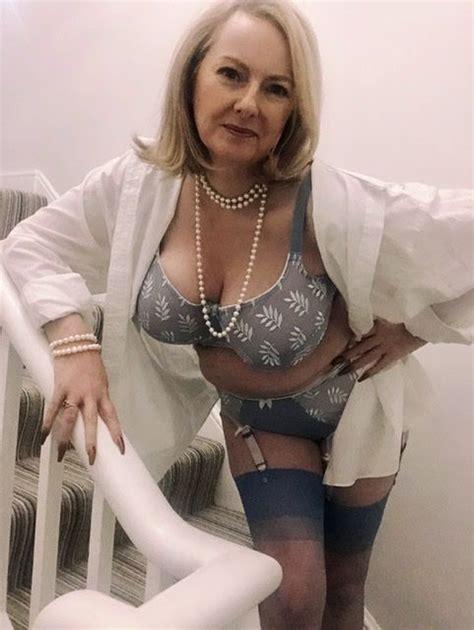 Mature Woman Nude Bondage