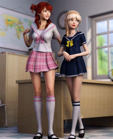Naked 3D Comics