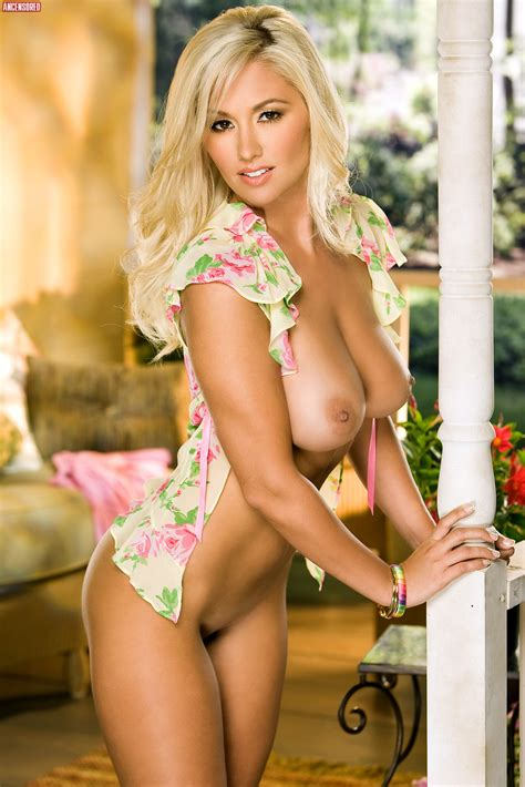 Naked Sexy Playboy Nude