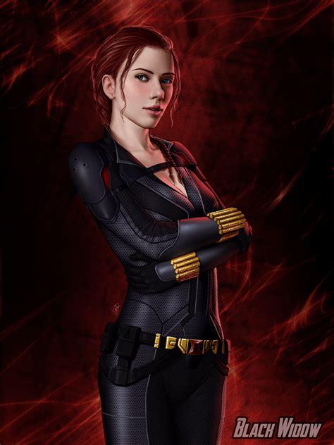 Natasha Romanoff Fan Art
