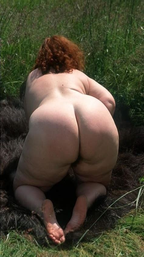 Nude BBW Naked Ass