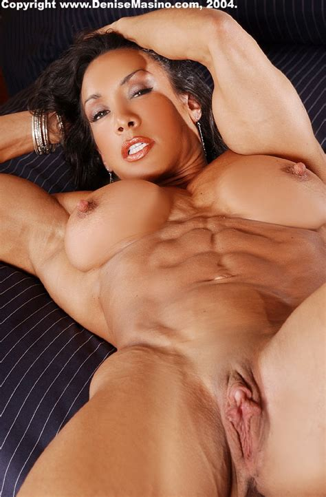 Nude Female Muscle Clit