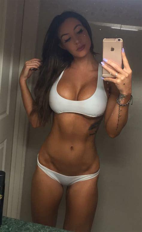 Nude Fitness Women Selfies