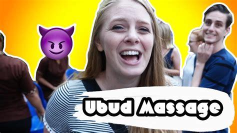 Nude Group Massage