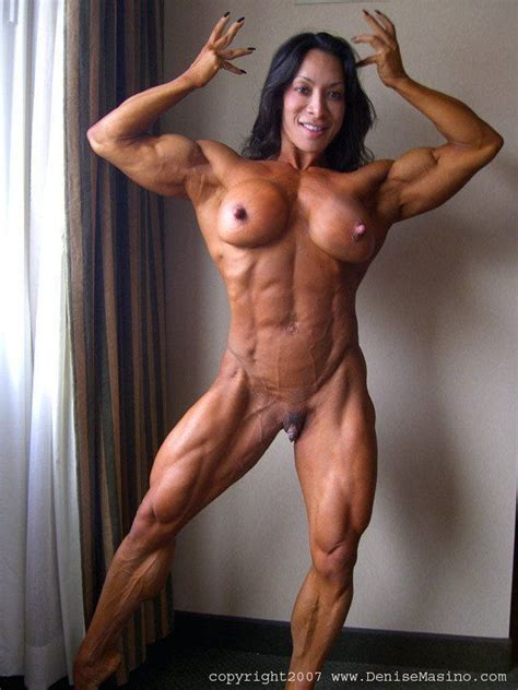 Nude Muscle Woman Sex