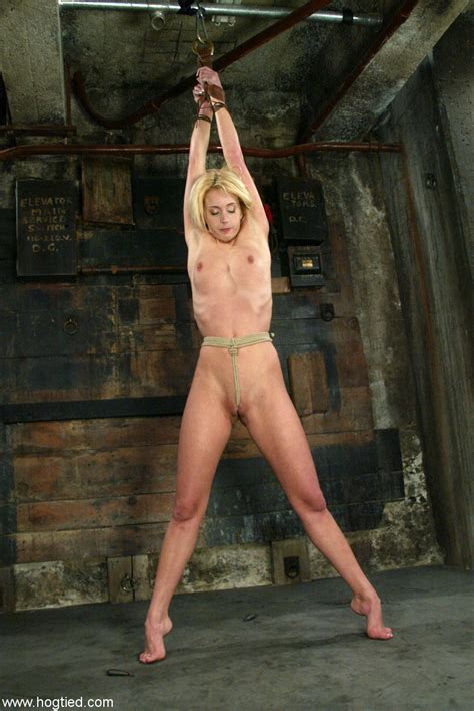 Nude Woman Bondage Lesbian