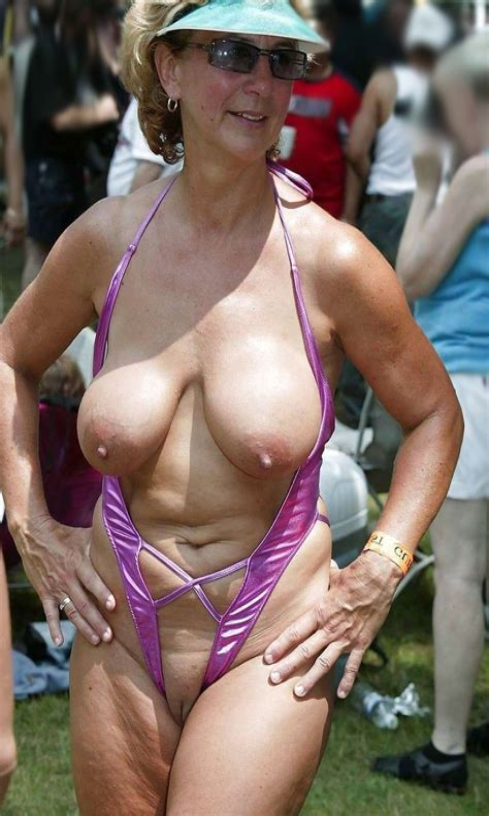 Older BBW Women Nude