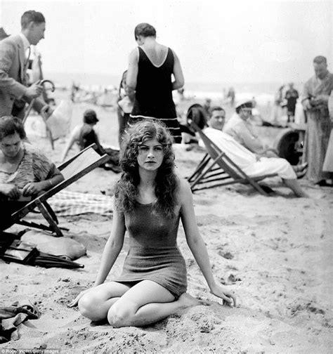 Retro Nude Beach