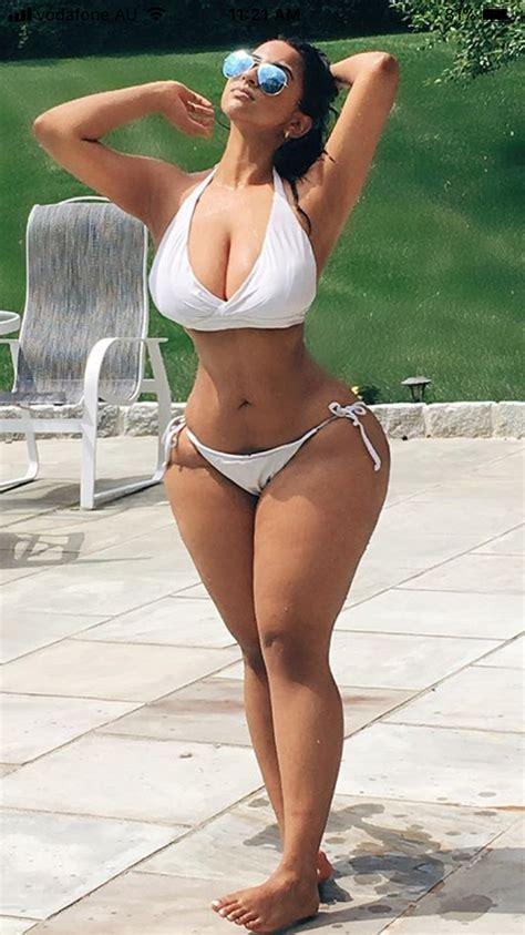 Sexy Curvy Hips Nude