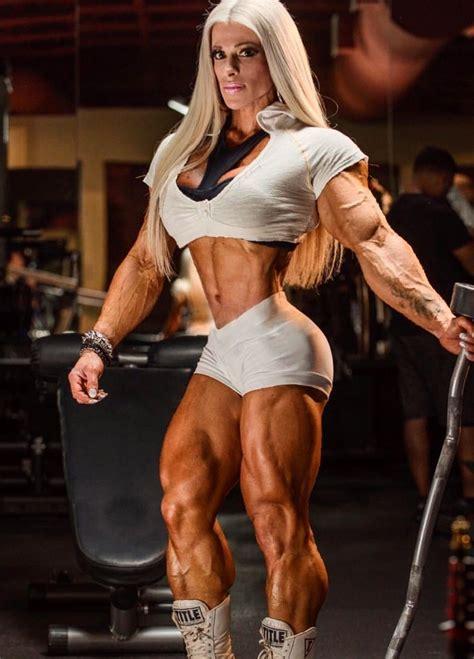Sexy Muscle Women Nude