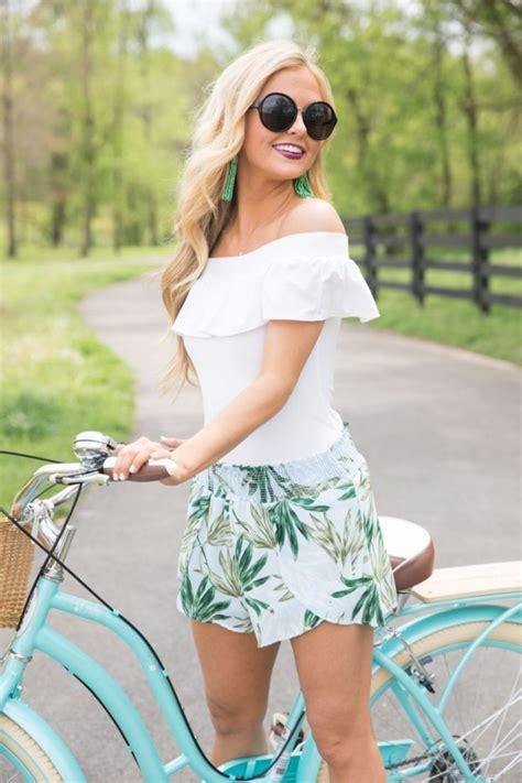 Shorts Summer Beach Outfits