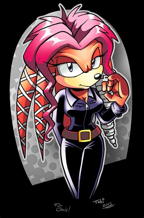 Sonic Lien Da The Echidna