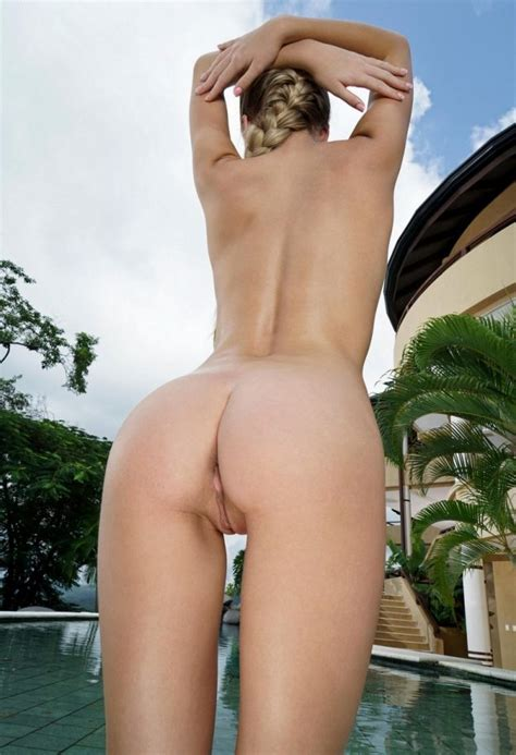 Standing Ass Spread Nudes