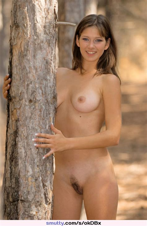 Standing Nude Naked