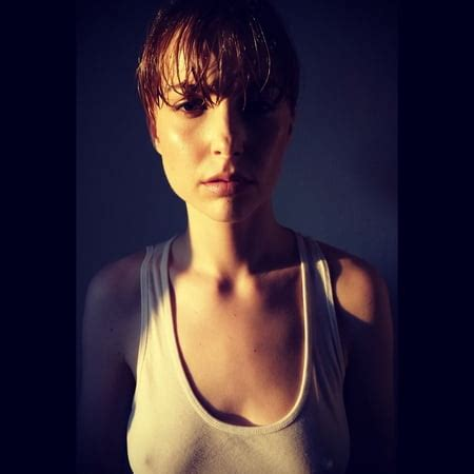 Stevie Wynne Levine Nude