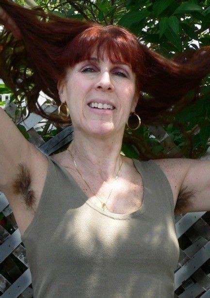 Topless Hairy Women