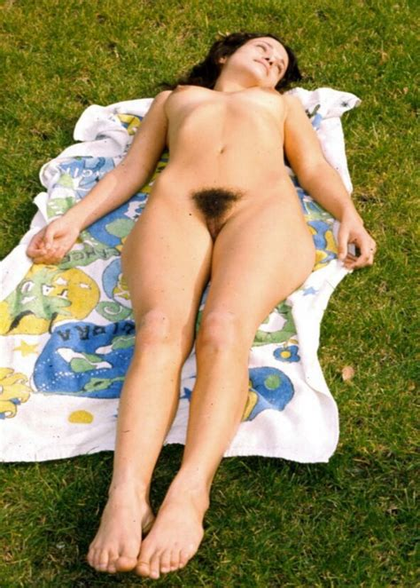Vintage Hairy Nude Beach