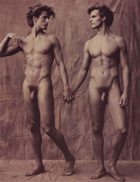Vintage Male Nude Naked