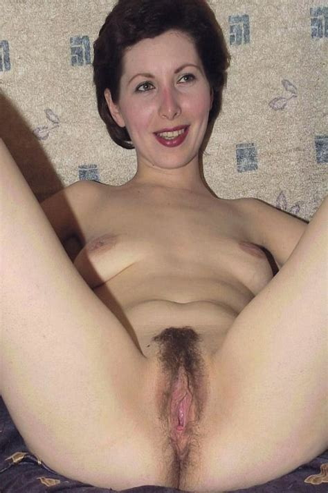 Vintage Nude Mature Woman Milf