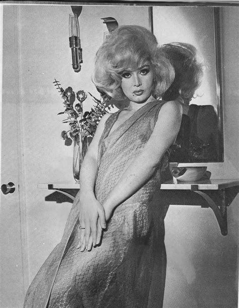 Vintage Transvestite Art