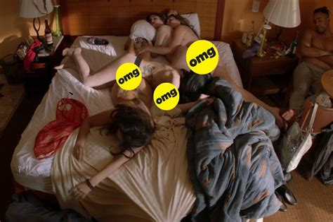 Woman Having Group Sex
