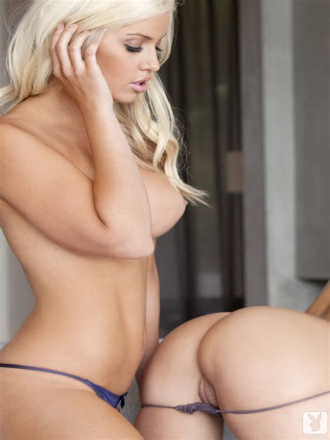 Women Of Playboy Lesbian
